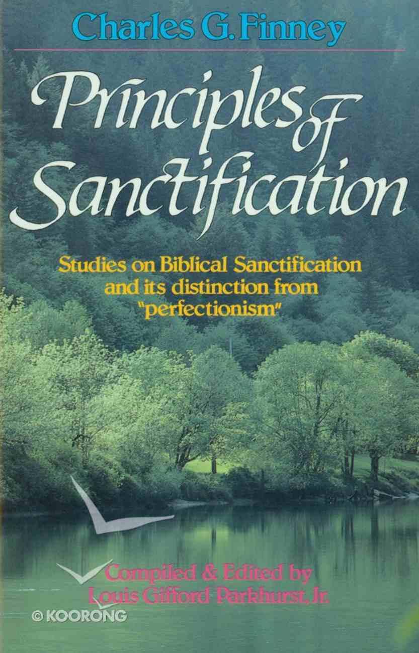 Principles of Sanctification eBook