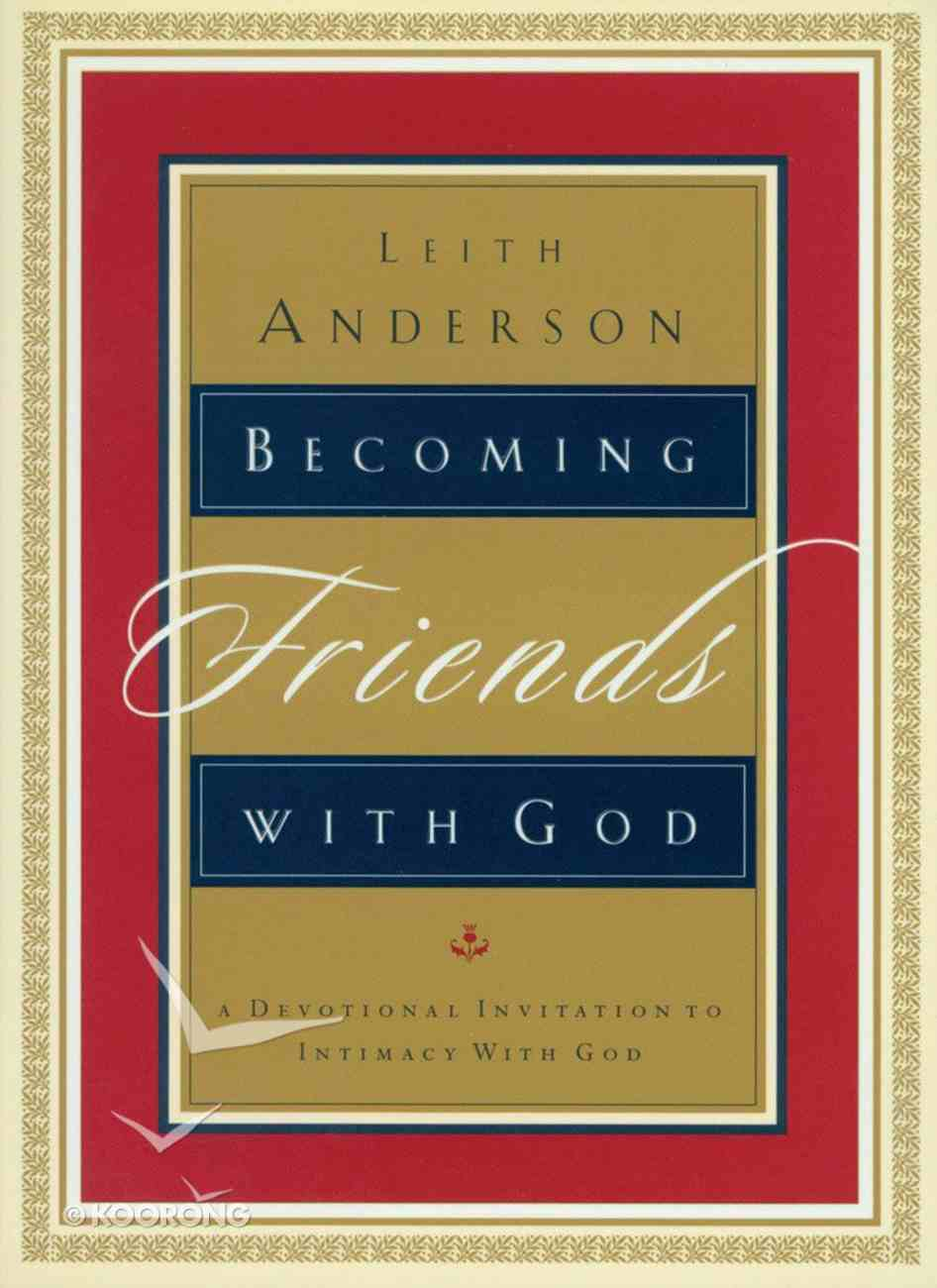 Becoming Friends With God eBook