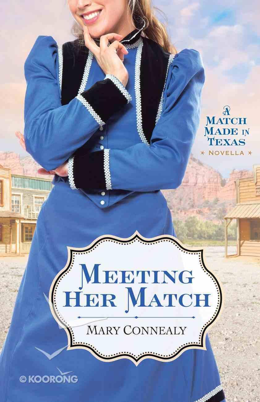 Meeting Her Match (Ebook Shorts) eBook