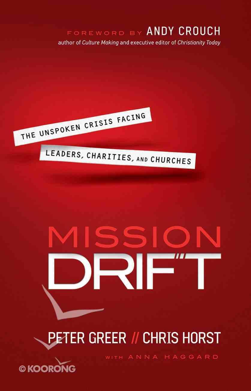Mission Drift eBook