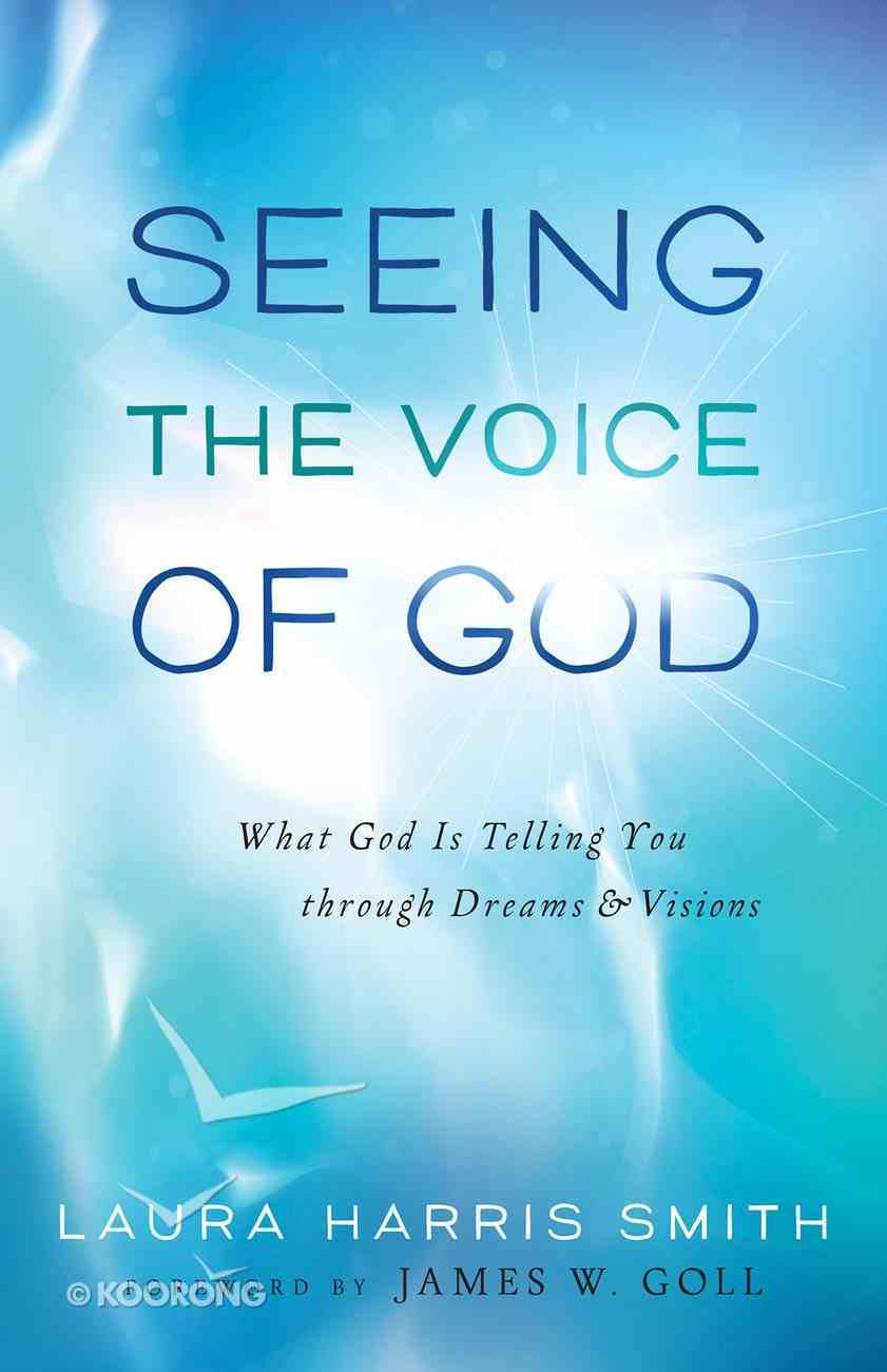 Seeing the Voice of God eBook