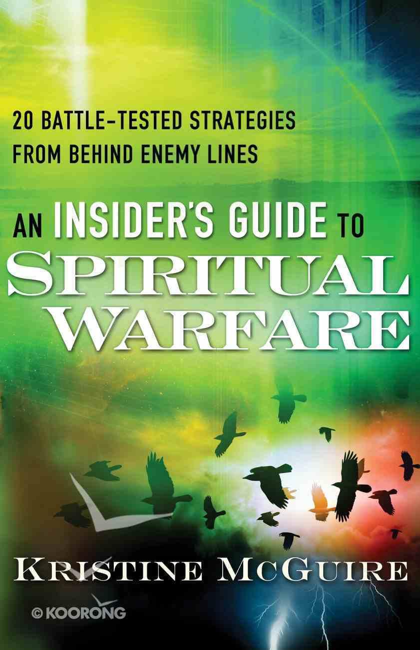 An Insider's Guide to Spiritual Warfare eBook