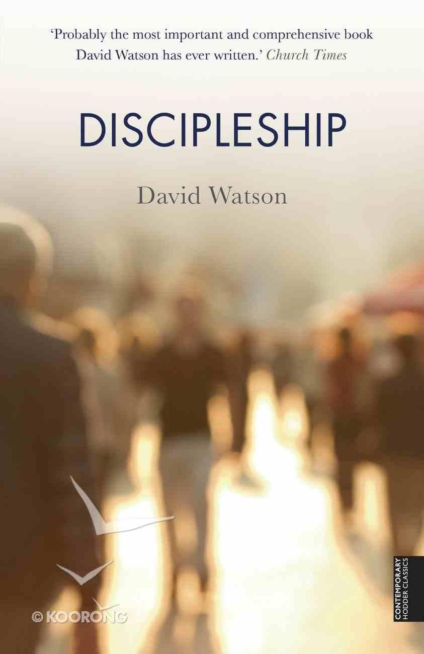 Discipleship Paperback