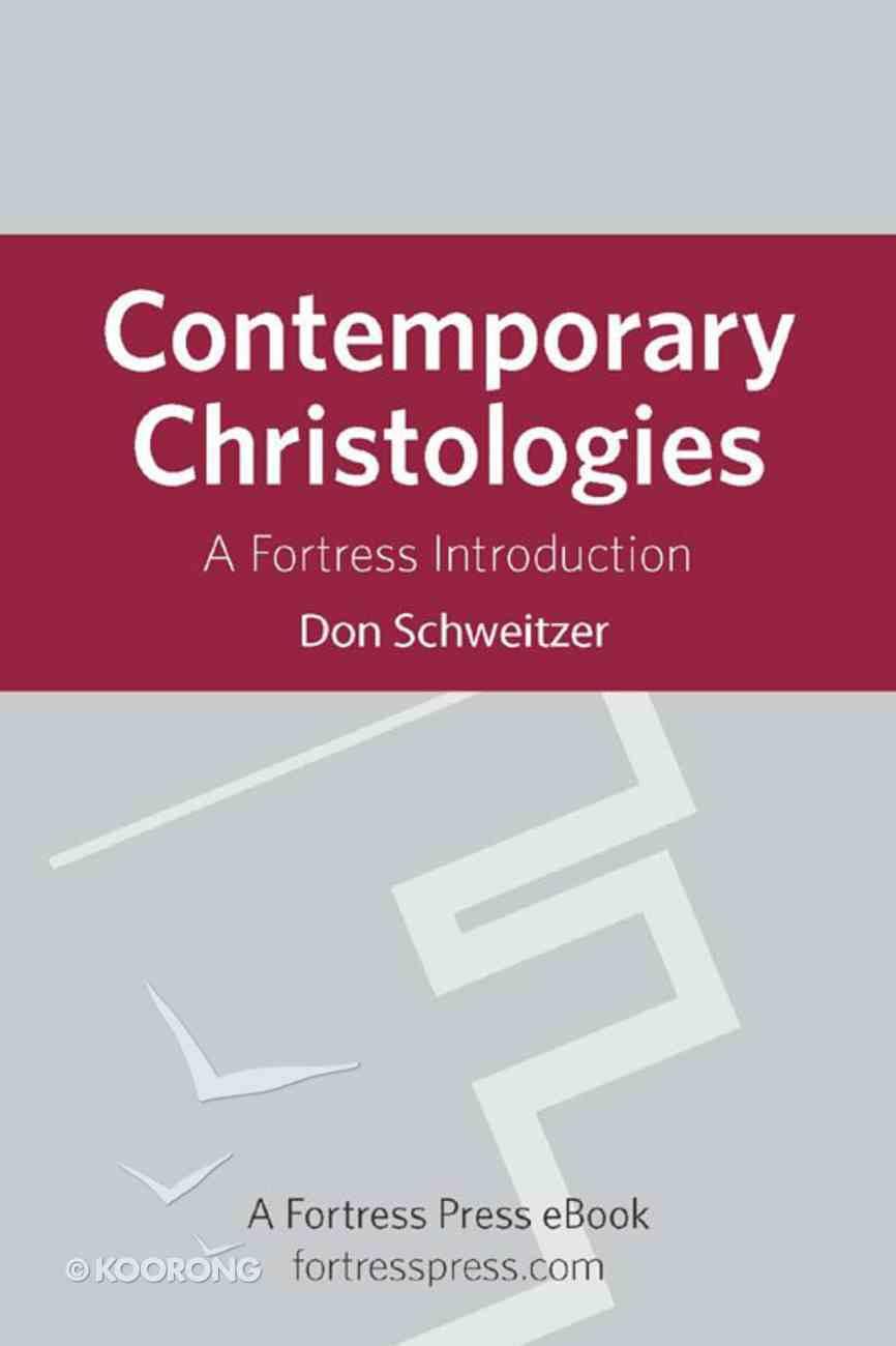 Contemporary Christologies eBook