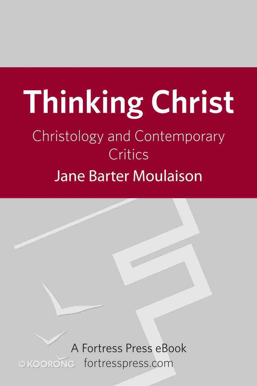 Thinking Christ eBook