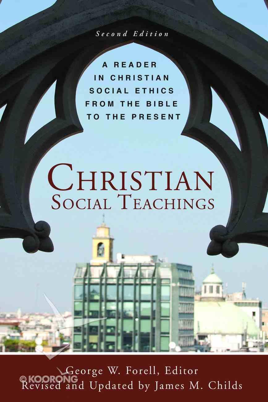 Christian Social Teachings eBook
