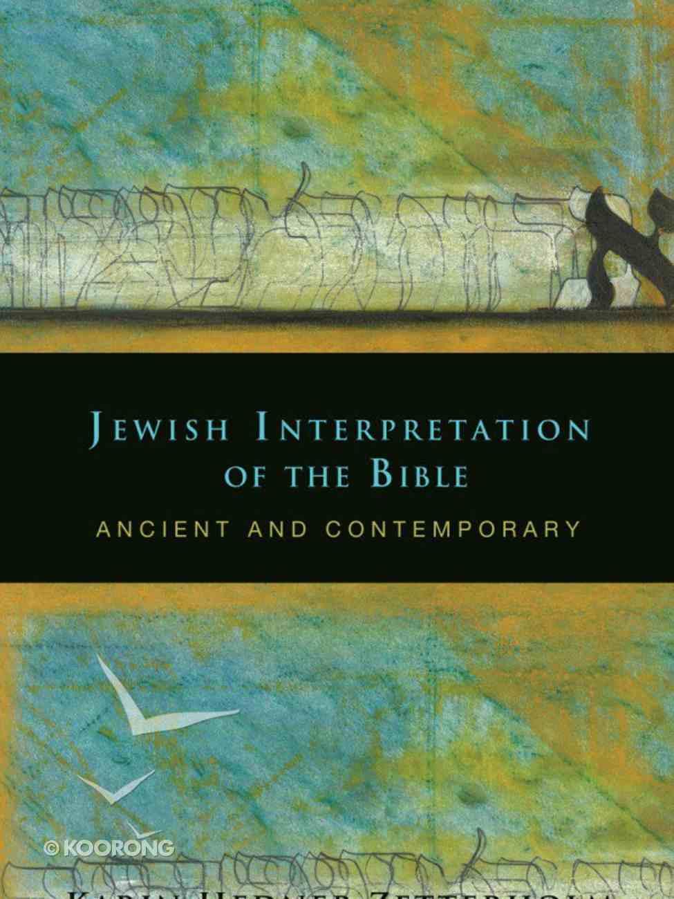 Jewish Interpretation of the Bible eBook