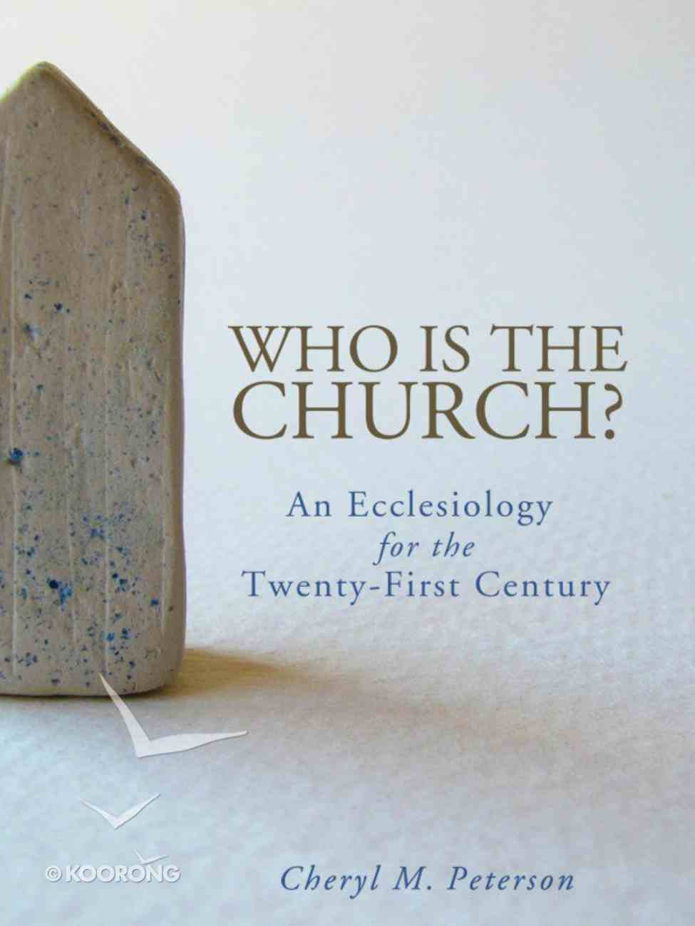 Who is the Church? eBook