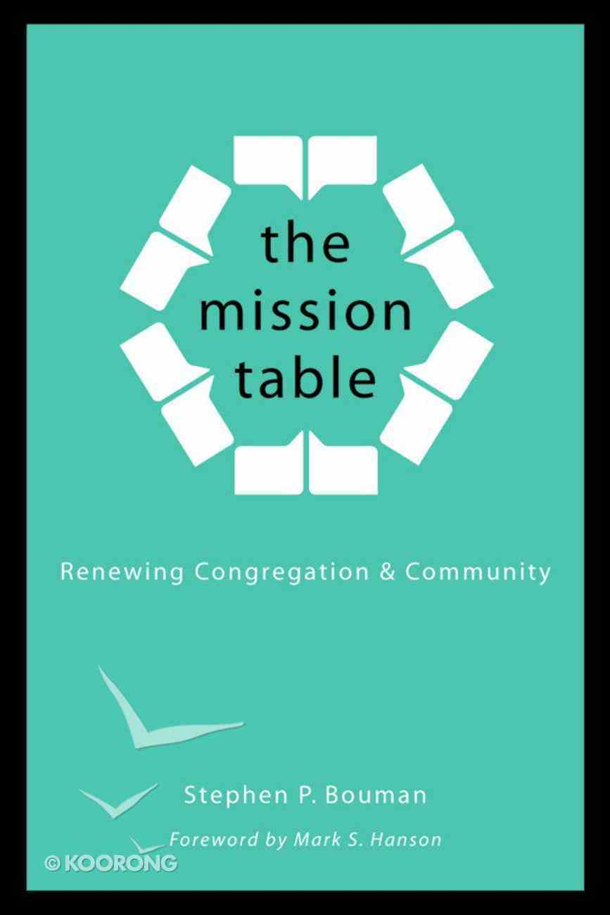 The Mission Table eBook