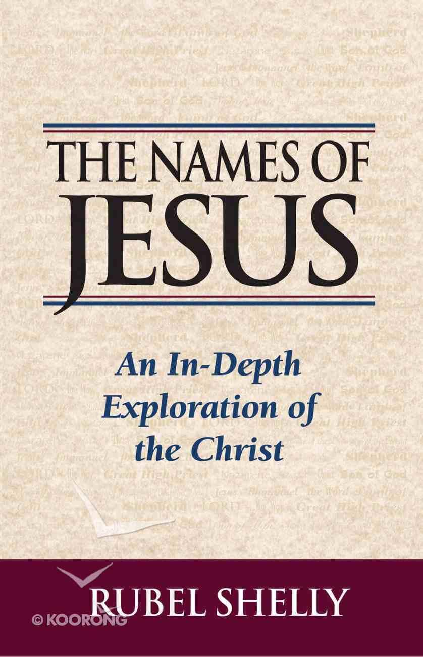 The Names of Jesus eBook