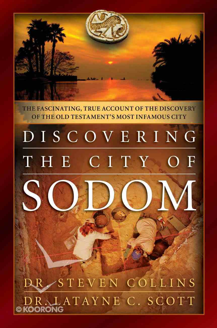 Discovering the City of Sodom eBook