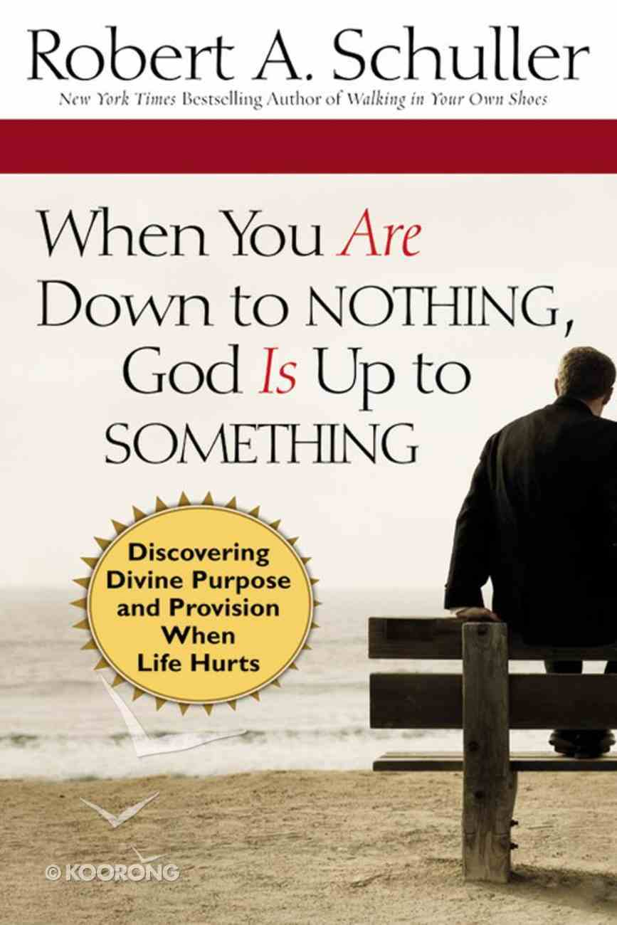 When You Are Down to Nothing, God is Up to Something eBook