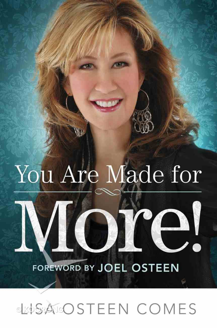 You Are Made For More! eBook