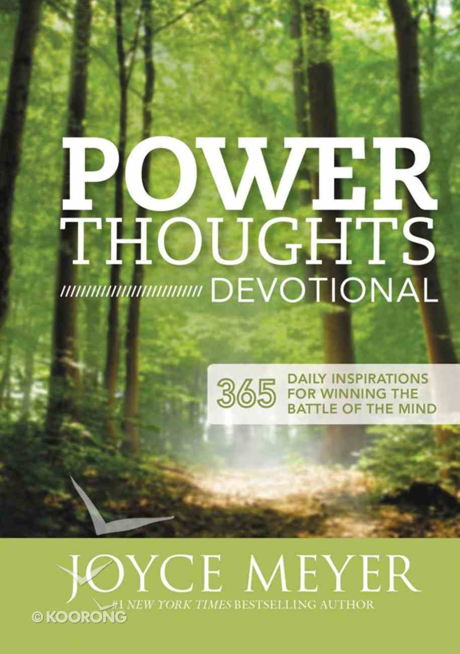 Power Thoughts Devotional eBook