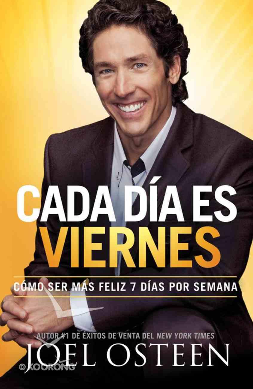 Cada Dia Es Viernes (Spa) eBook