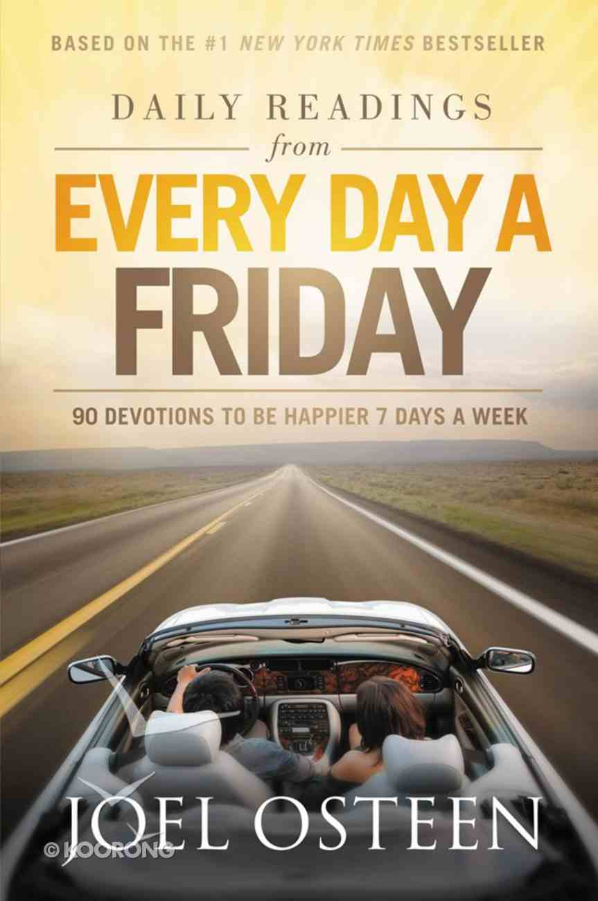 Daily Readings From Every Day a Friday eBook