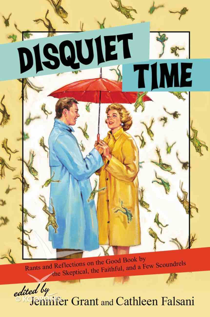 Disquiet Time eBook