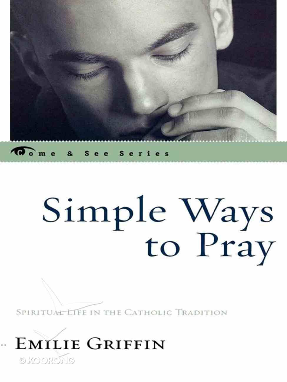 Simple Ways to Pray eBook