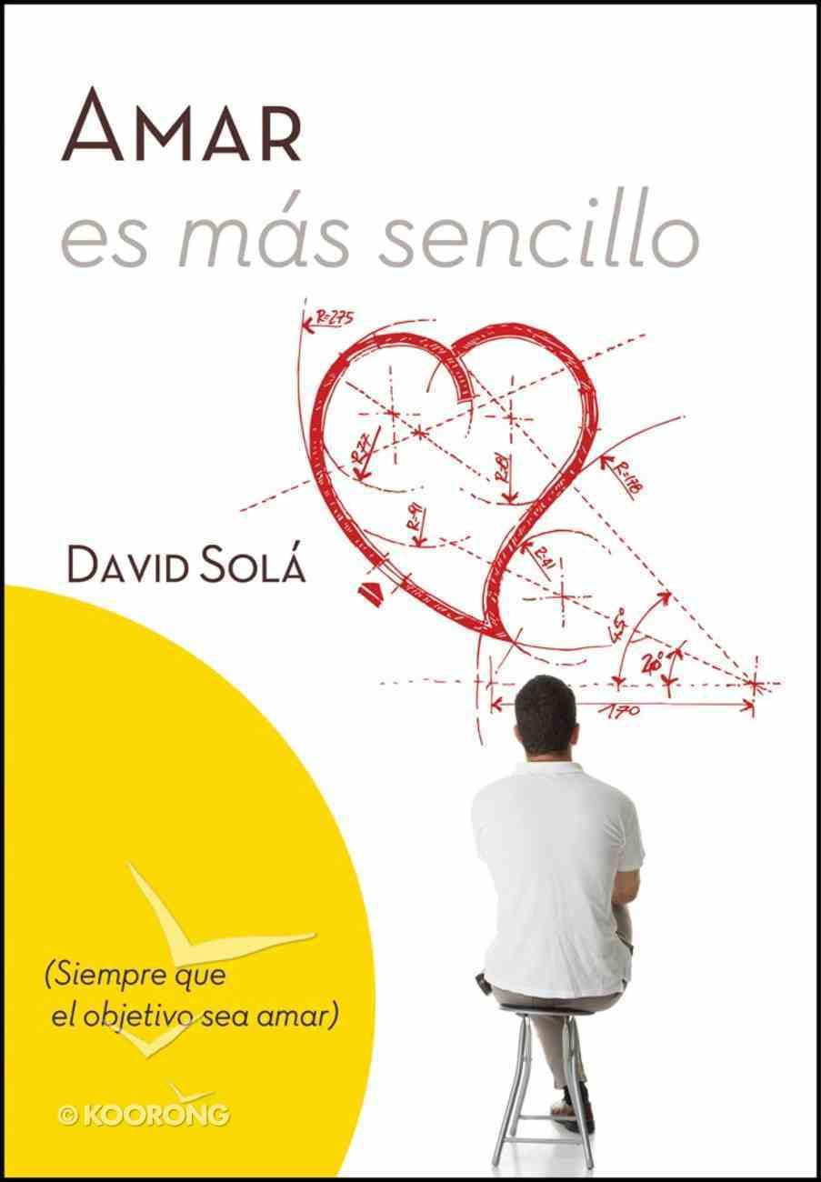 Amar Es MS Sencillo eBook