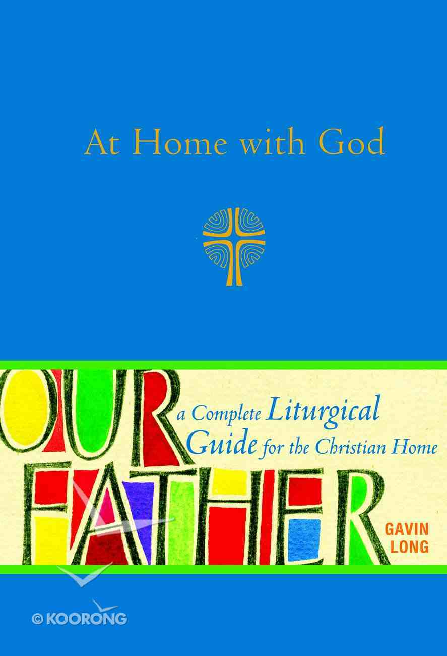 At Home With God eBook