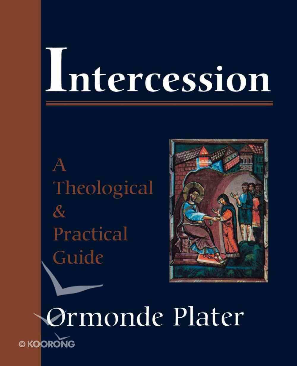 Intercession Paperback