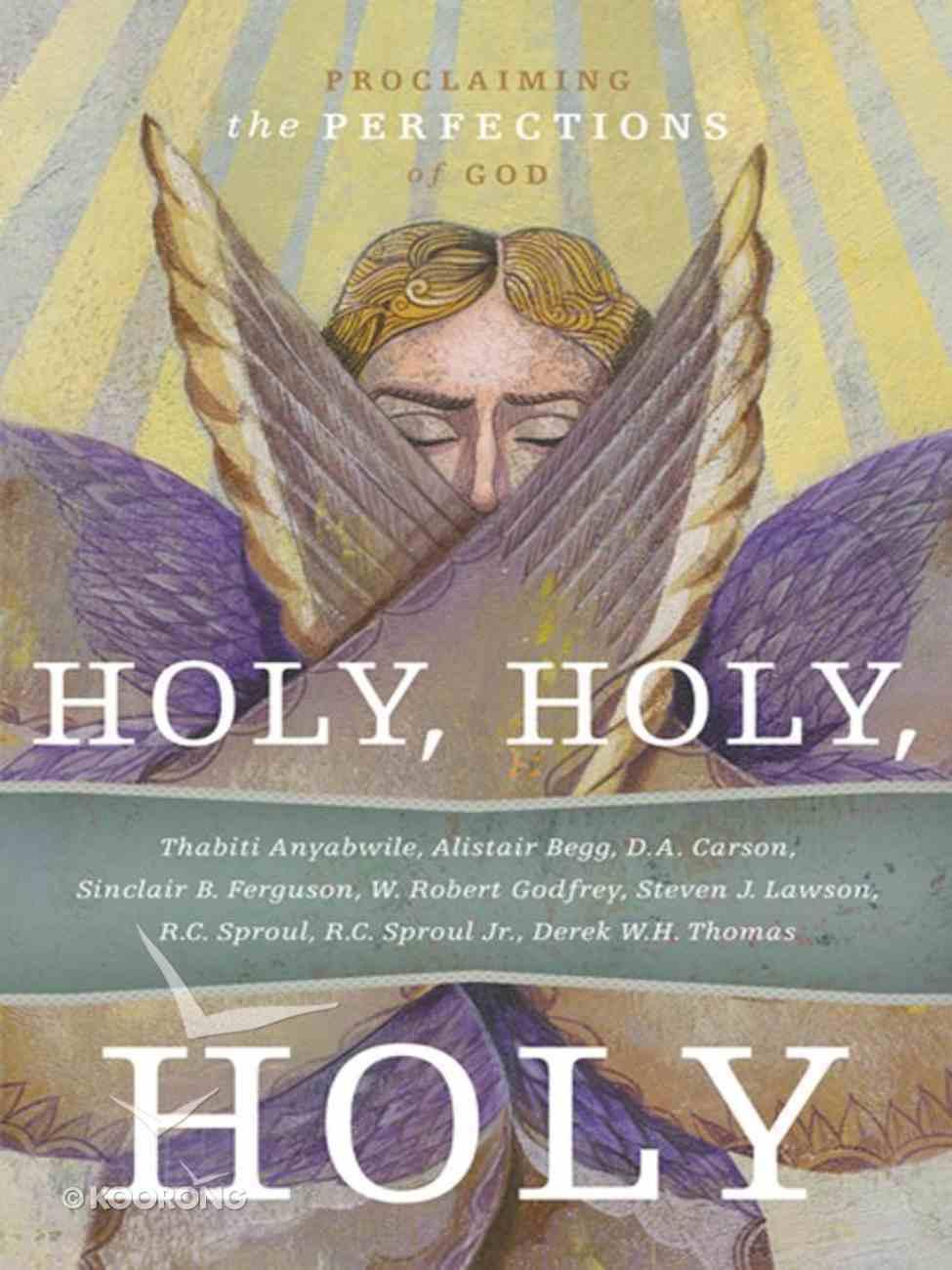 Holy, Holy, Holy eBook