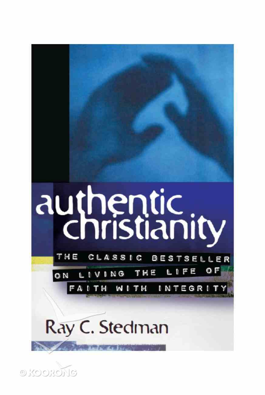 Authentic Christianity eBook