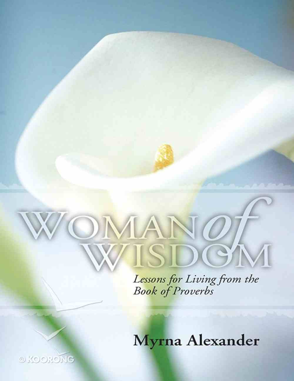Woman of Wisdom eBook