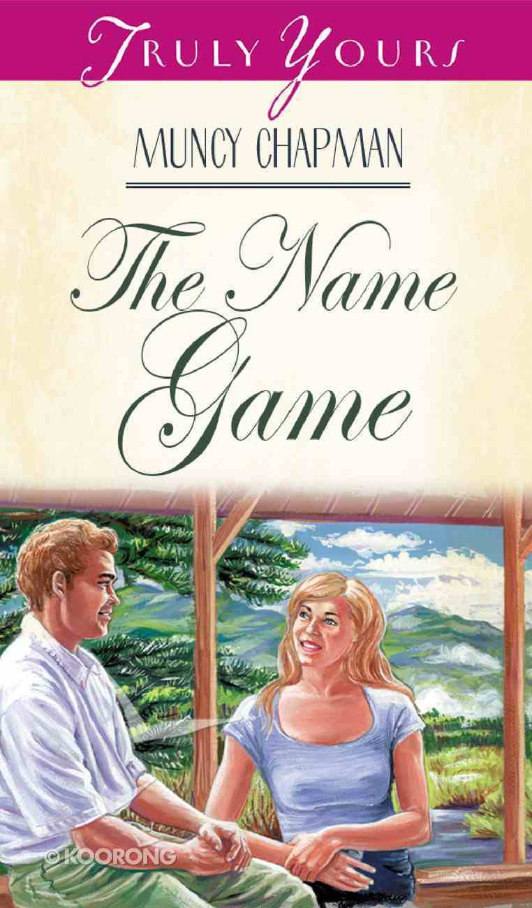 The Name Game (#361 in Heartsong Series) Paperback