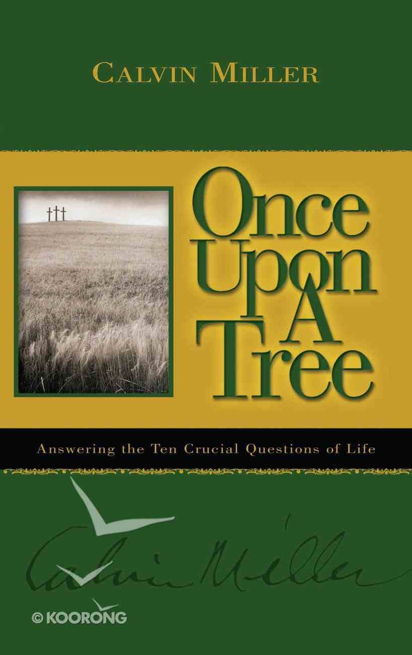 Once Upon a Tree Paperback