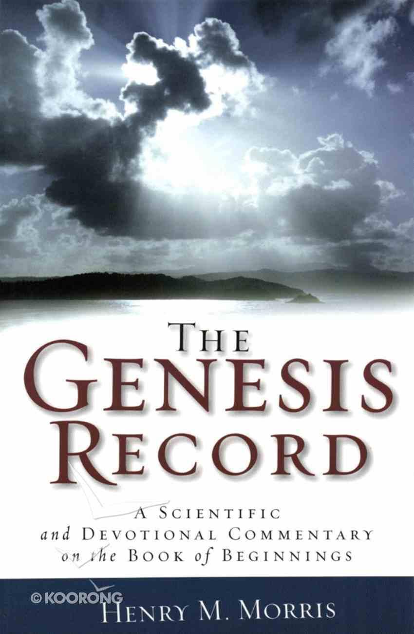The Genesis Record eBook