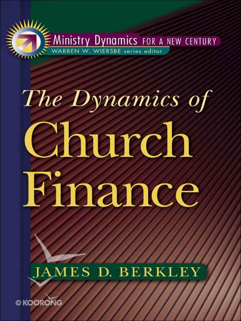 The Dynamics of Church Finance eBook
