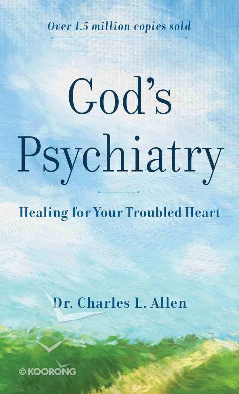 God's Psychiatry eBook