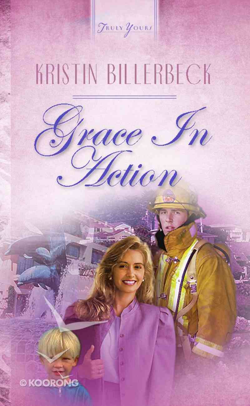 Grace in Action (#454 in Heartsong Series) Mass Market