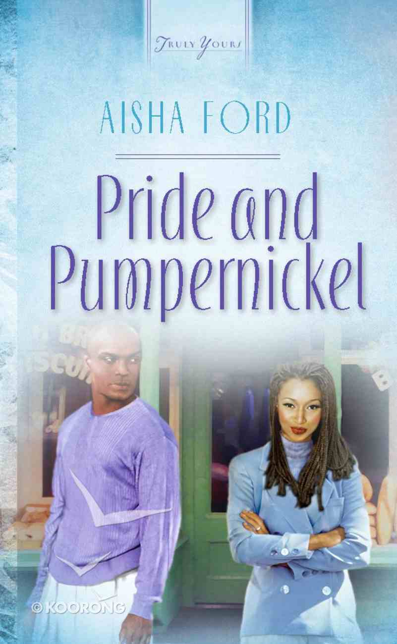 Pride and Pumpernickel (#461 in Heartsong Series) Mass Market