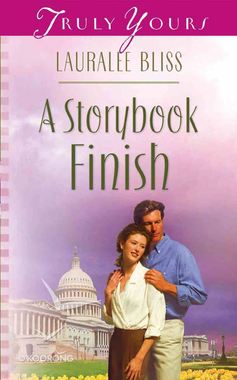 A Storybook Finish (#538 in Heartsong Series) Mass Market
