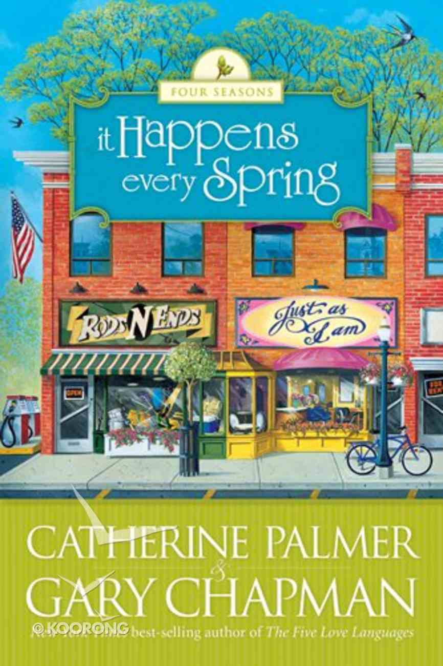 It Happens Every Spring (Large Print) (#01 in Four Seasons Series) Paperback