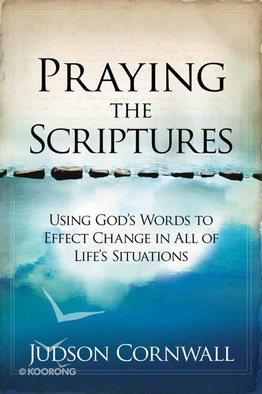Praying the Scriptures eBook