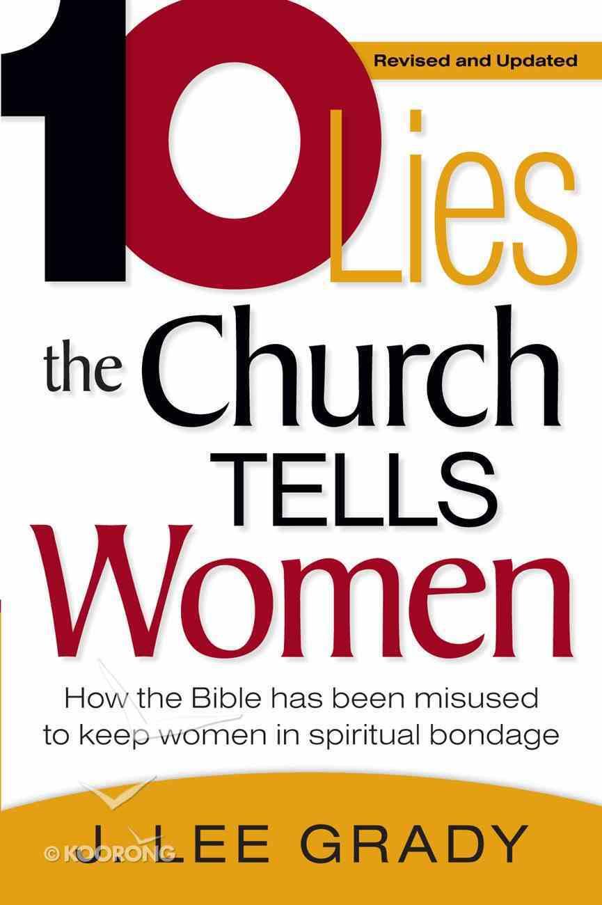 Ten Lies the Church Tells Women eBook