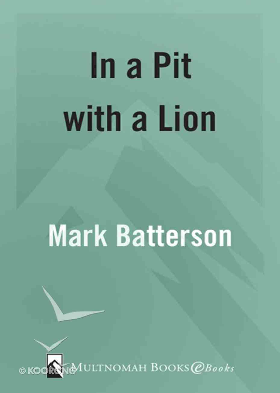 In a Pit With a Lion on a Snowy Day eBook