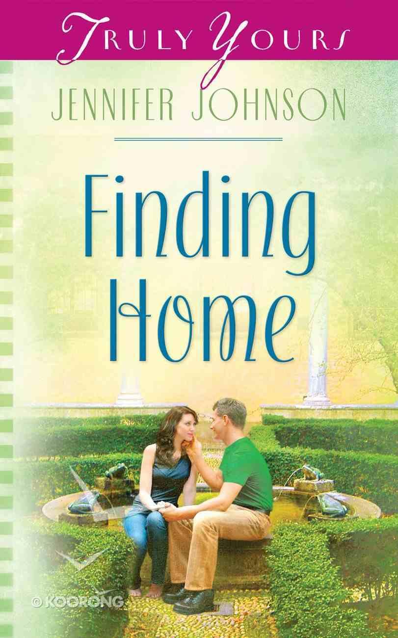 Finding Home (Heartsong Series) Mass Market