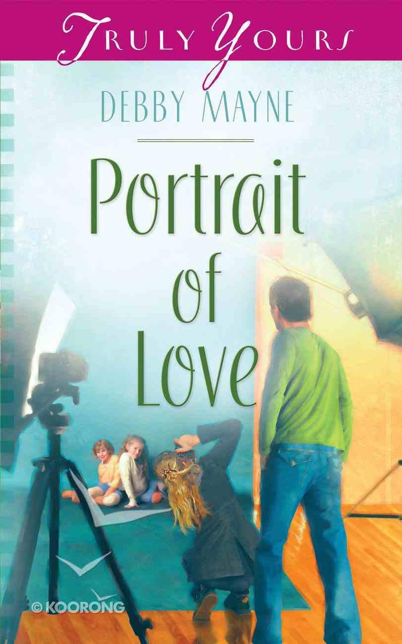 Portrait of Love (#909 in Heartsong Series) Mass Market