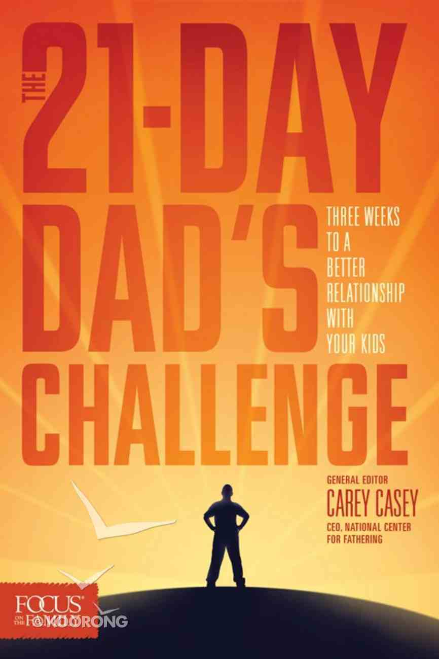 The 21-Day Dad's Challenge eBook