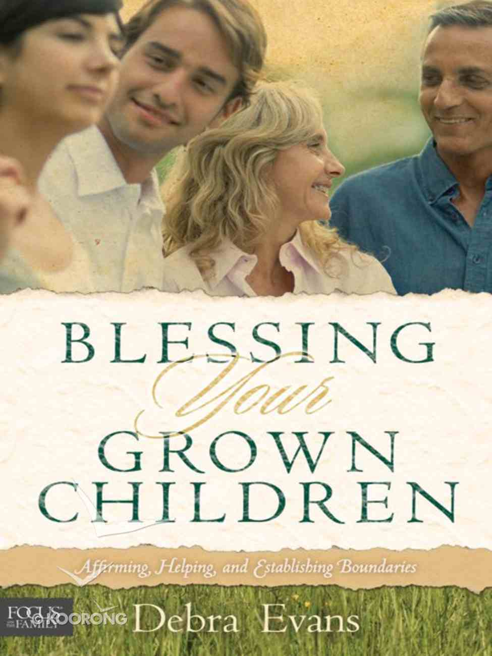 Blessing Your Grown Children eBook