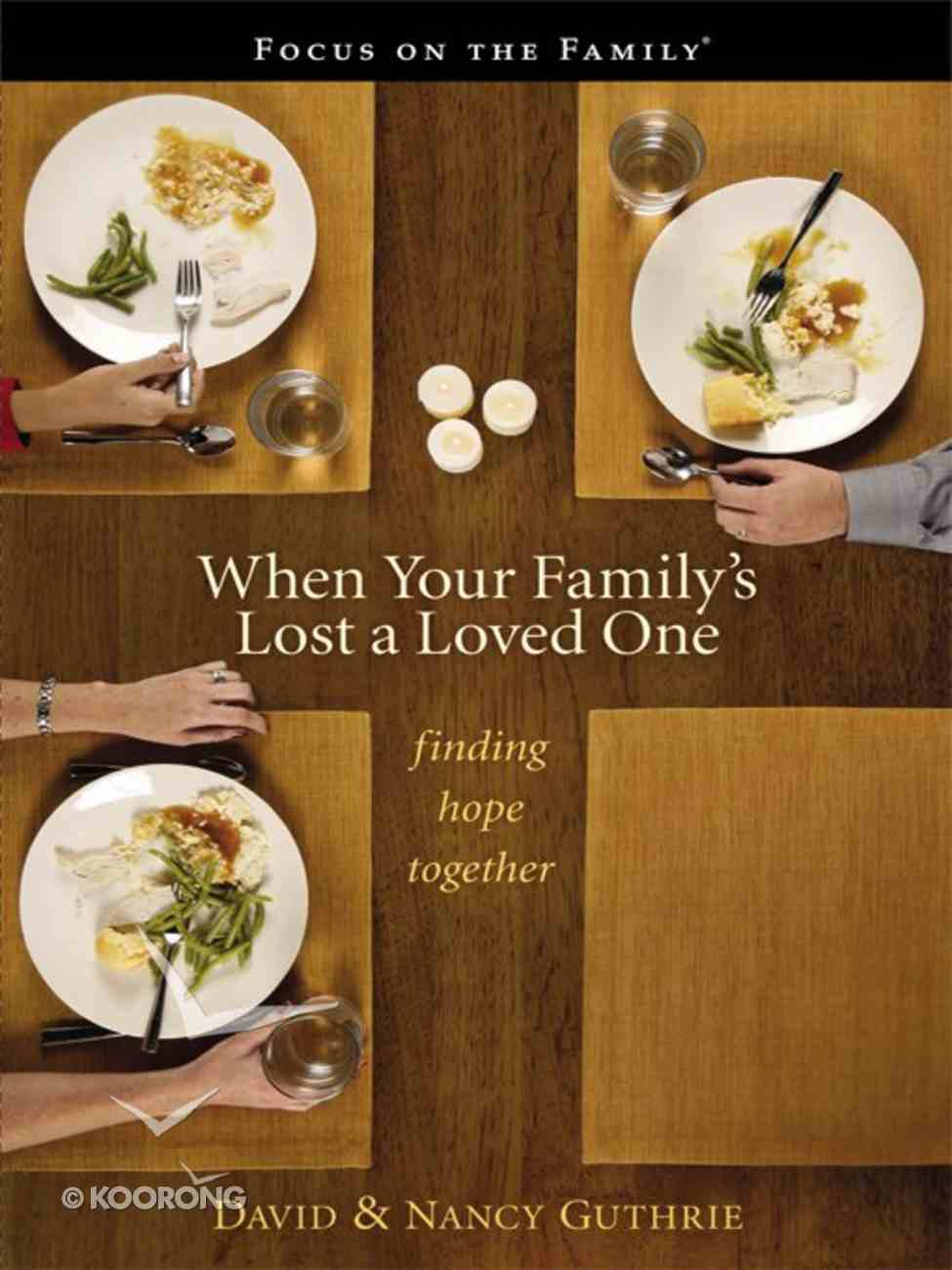 When Your Family's Lost a Loved eBook