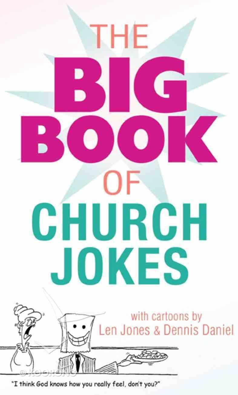 The Big Book of Church Jokes eBook