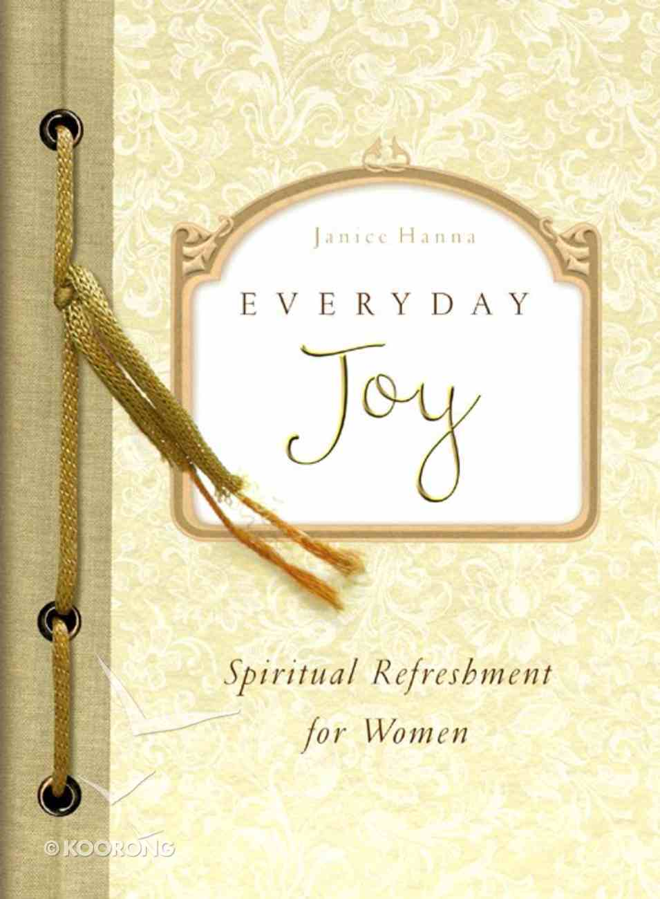 Everyday Joy (Spiritual Refreshment For Women Series) eBook