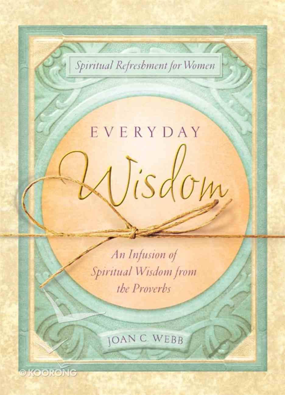 Everyday Wisdom eBook
