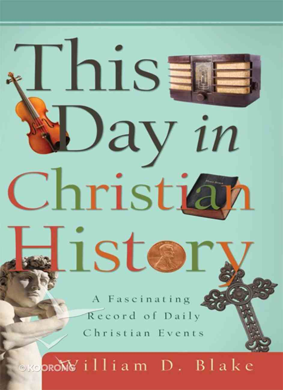 This Day in Christian History eBook