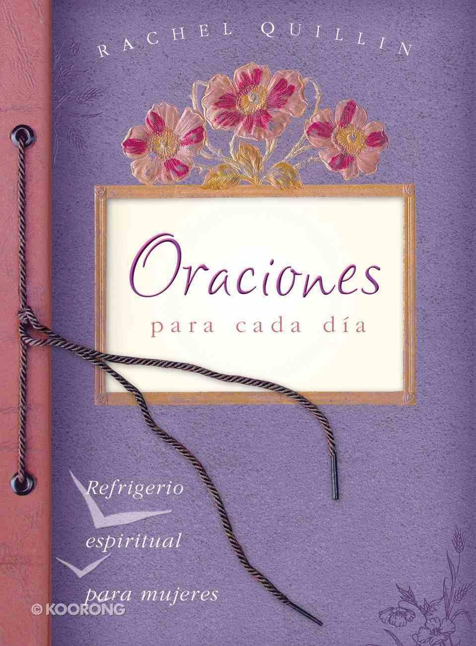 Oranciones (Spanish) (Spa) (Everyday Prayers) eBook